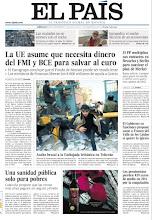 Photo: La UE asume que precisa dinero del FMI y BCE y asalto a la Embajada británica en Irán, en nuestra portada de este miércoles http://www.elpais.com/static/misc/portada20111130.pdf