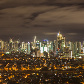 by Anton Labao - City,  Street & Park  Skylines