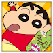 CRAYON SHINCHAN RUNNER!! - Androidアプリ