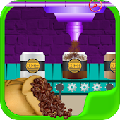 Coffee Factory - Chef game