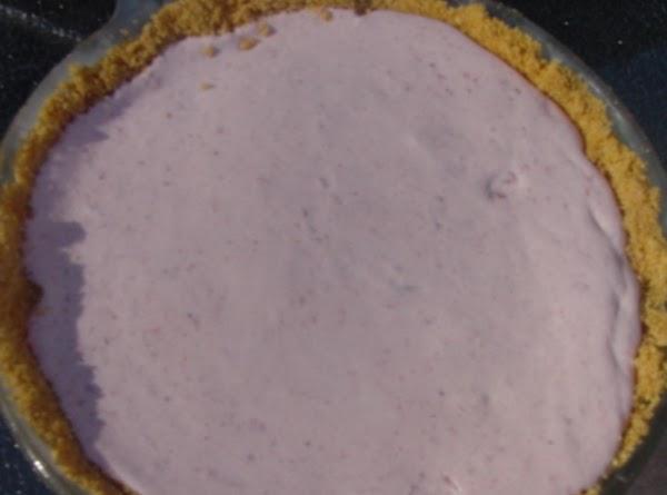 Cranberry Cream Pie Recipe