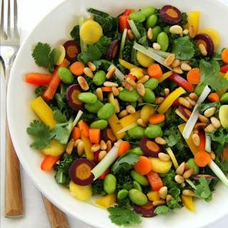 Chopped Thai Kale Salad