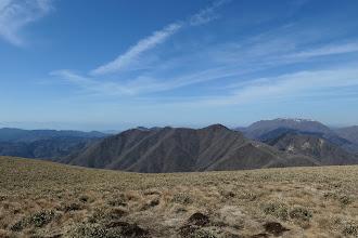 静ヶ岳・銚子岳・御池岳など