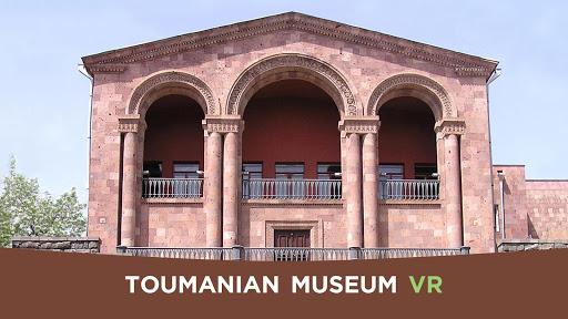 Toumanian Museum VR