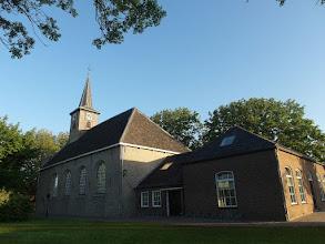 Photo: Kerk op zondagmorgen -alles weer opgeruimd-