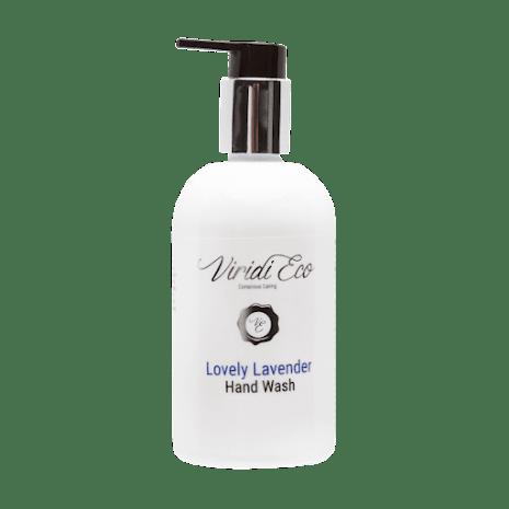 Hand wash lovely lavender