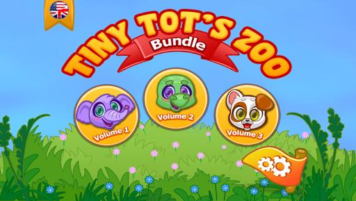 Tiny Tots Zoo Bundle