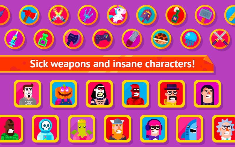 Bowmasters Screenshot 7