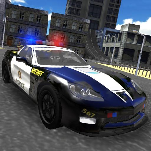 City Traffic Police Driving 模擬 App LOGO-硬是要APP