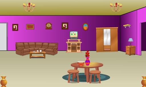 Modern Purple House Escape Apk Download 5