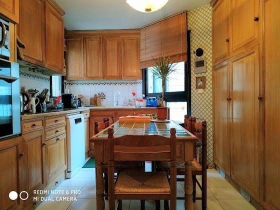 Vente appartement 6 pièces 124 m2