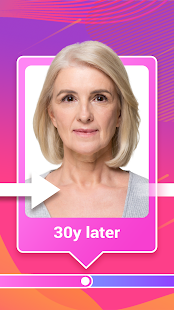 App Future Face - Face Aging, Baby Maker, Face Scanner APK for Windows Phone