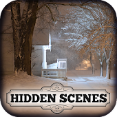 Hidden Scenes - Winter Puzzles