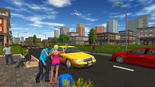 Taxi Game Free - Top Simulator Games 1.3.2 screenshots 6