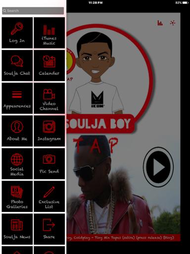 Soulja Boy Official 3.0.4 screenshots 2