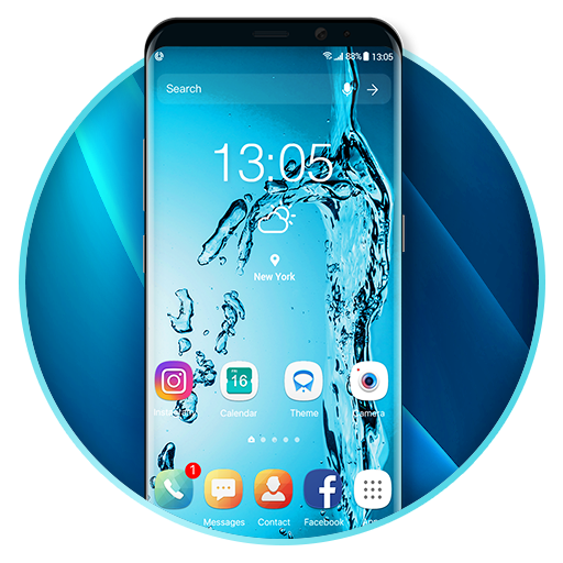 S9 Launcher for GALAXY phone