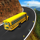Hill School Bus