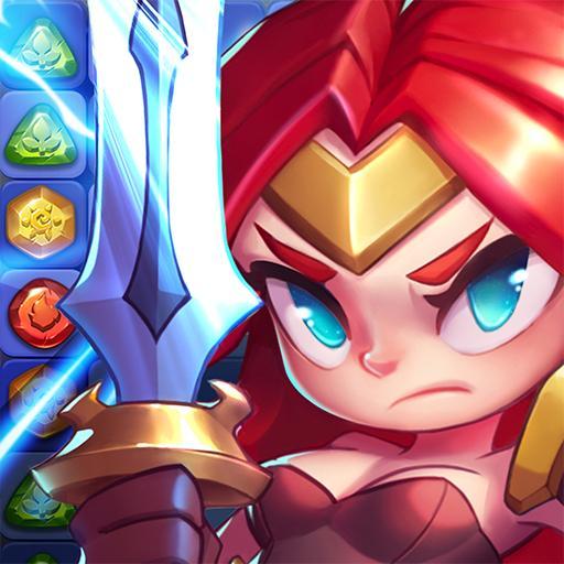 Raids & Puzzles: RPG Quest Icon