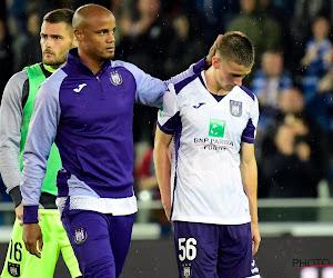 """Anderlecht doit-il abandonner ? """"Ca paraît bizarre mais on croit au titre"""""""