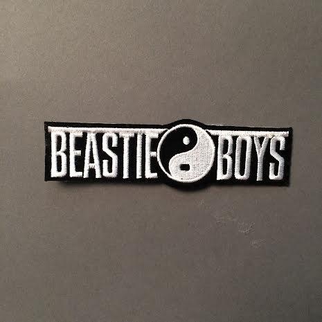 Beastie Boys - Yin Yang Logo - Tygmärke