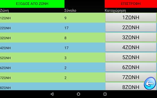 radiotaxi glyfadas driver screenshot 3