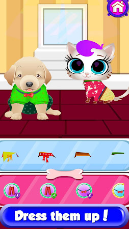 Messy Pets - Cleanup Salon 1.1.3 screenshot 2039392