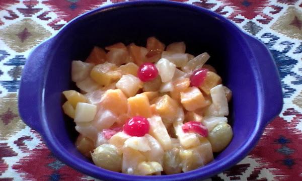 Simply Fruit Cocktail Recipe