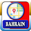 Bahrain Maps And Direction icon