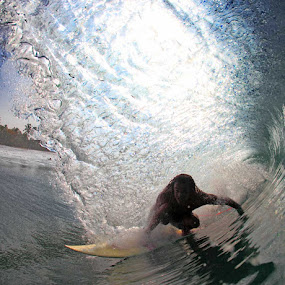 Tubaso by Paul Kennedy - Sports & Fitness Surfing ( surfing, surfer )