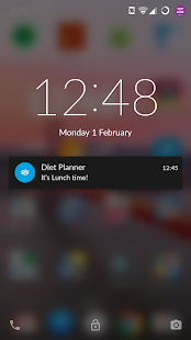SmartShake Diet Planner- screenshot thumbnail