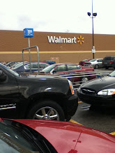 Photo: I arrived at Walmart right after school let out.  It was a great time to go!