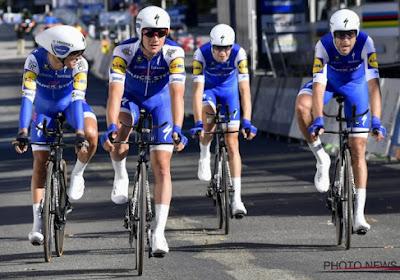 Sterk team met vier Belgen voor Quick-Step in laatste Monument