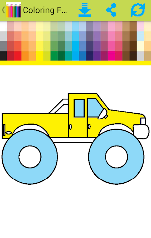 android Coloring For Children Screenshot 5