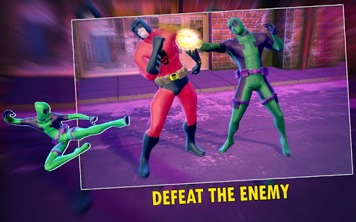 Grand Super Power heroes  : Ultimate Fighting Game  astuce 1