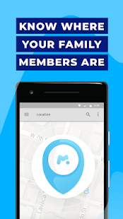 mLite Phone Tracker App & Phone Locator App Screenshot