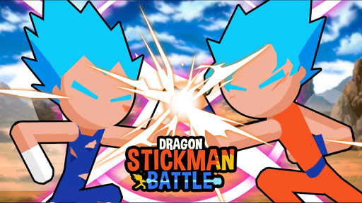 Super Dragon Stickman Battle - Warriors Fight screenshots 16