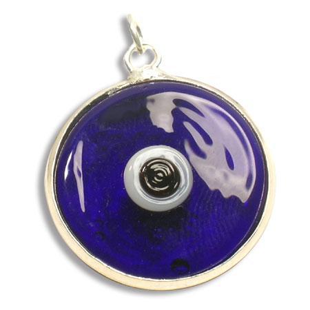 Ojo Azul, evil eye