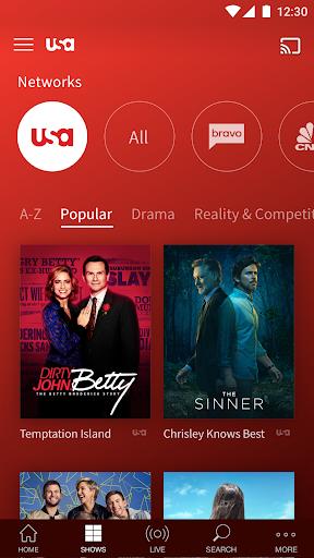 USA Network 7.12.1 screenshots 2