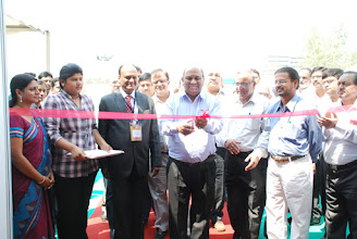Photo: Opening by Mr. B.K. Saxena(Director Tech.) WCL, Nagpur