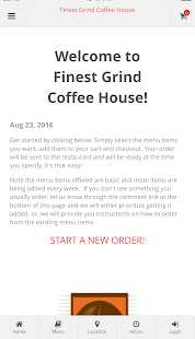 Finest Grind Coffee House- screenshot thumbnail