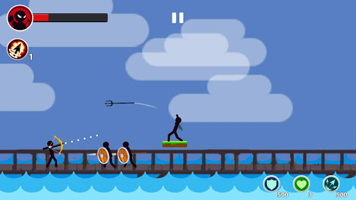Stickman Archery Master - Archer Puzzle apkdebit screenshots 6