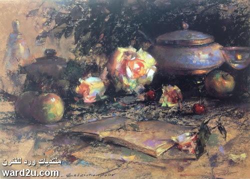 الفنان الايراني جواد سليمانبور Javad Soleymanpour