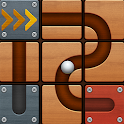 Roll the Ball®: slide puzzle 2 icon