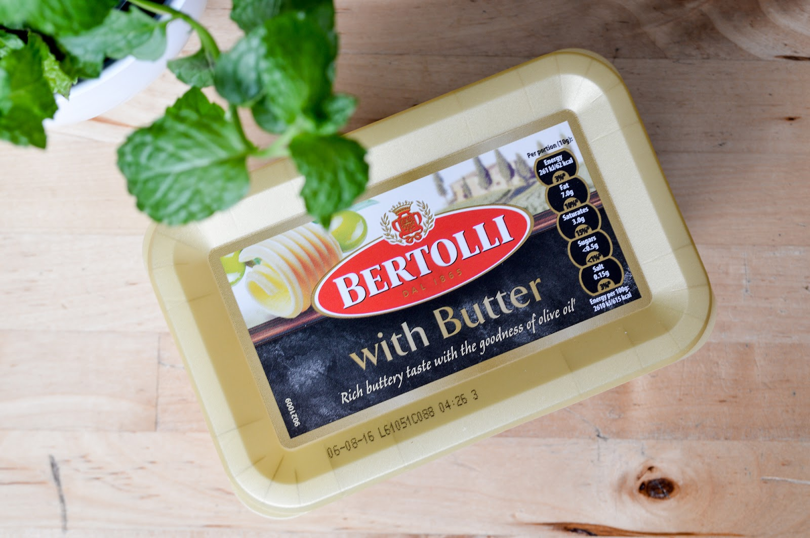 Bertolli with Butter Gingey Bites