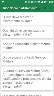 Brazilian Military Enlistment - screenshot thumbnail