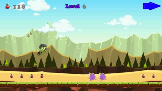 Angry Zombie Run screenshot 6