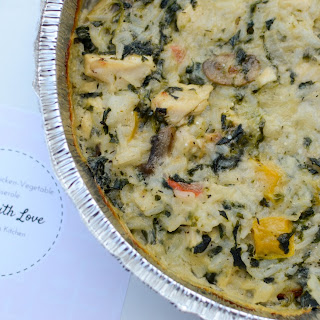 Chicken Spinach Casserole Parmesan Cheese Recipes