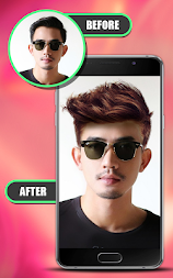 Smart Hair Style-Photo Editor APK screenshot thumbnail 7