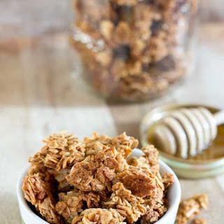 PB Oats & Honey Granola