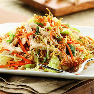 Chinese Chicken & Noodle Salad.